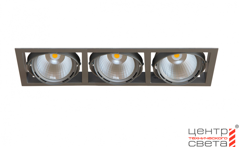 LIVAL FIRST TRIO LED 3*55 Вт
